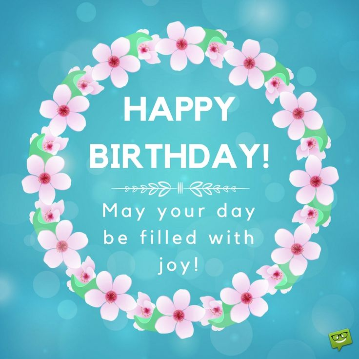 Birthday Wishes For Mentors ~ Best birthday wishes images on pinterest quotes flower arrangements and happy