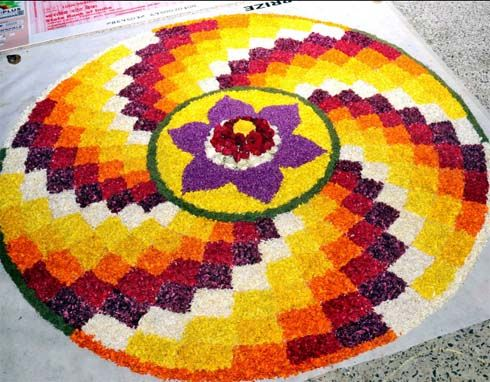 Onam Pookalam 100+ athapookalam designs collections 2015   Happy Onam images and Wishes   Happy Onam   Onam pookalam   Onam images   onam wishes   Onam 2016