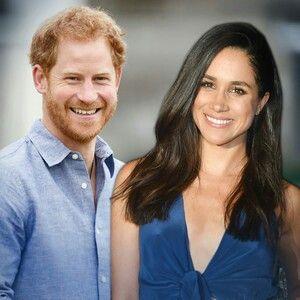 Meghan Markle  and Prince Harry....