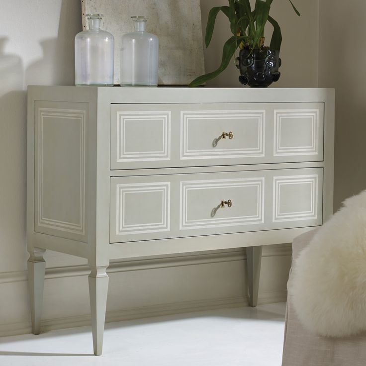 For Modern History Homes Collection Of Fine Furniture The Milan Commodes Sophisticated Style Lends An Alluring Statement To A Living Room Or Bedroom