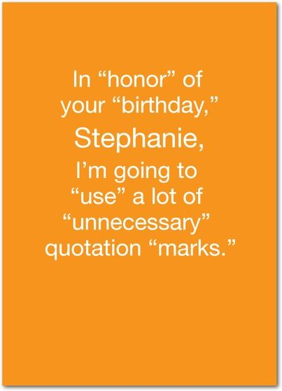 15 best Funny Cards images – Sarcastic Birthday Greetings