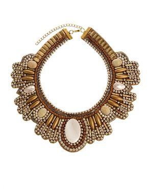 ASOS Occasion Bib Necklace