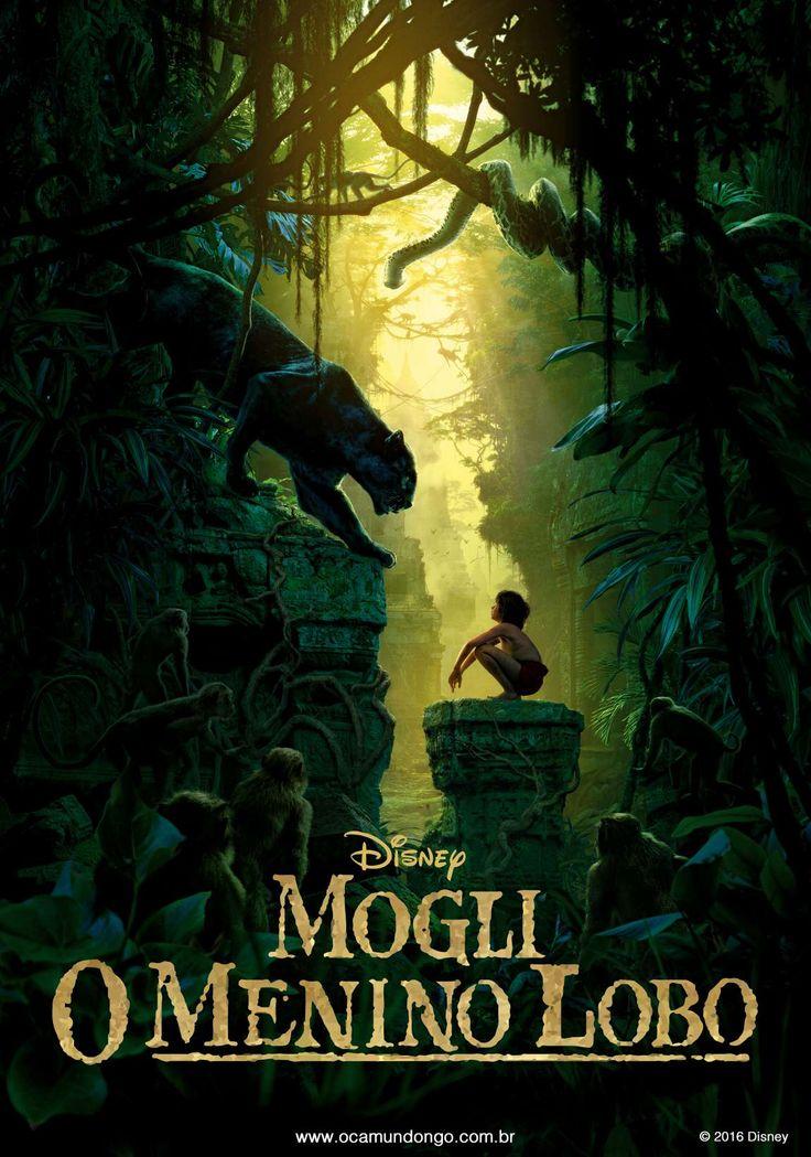 RESENHA de FILMES   Mogli: O Menino Lobo   2016