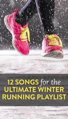 Kopfhörer ins Ohr, Lieblingssong an und GO #Volvic #Musik #Winter