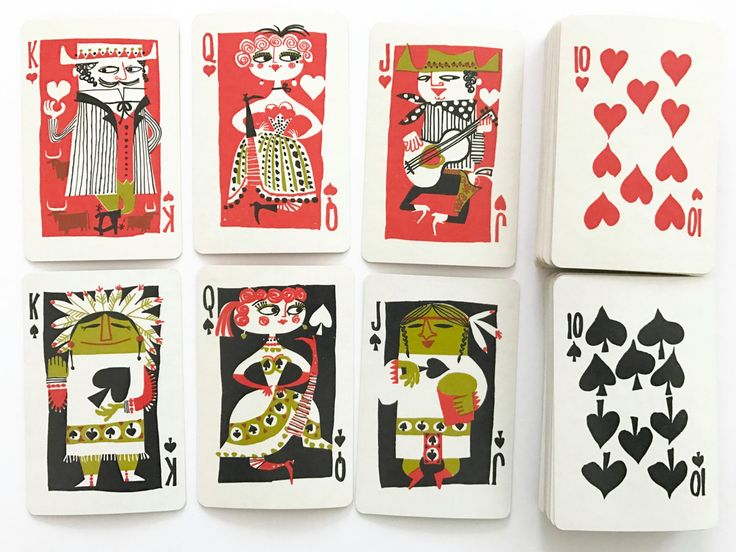 Vintage Playing Cards Old West COMPLETE Decks Neiman Marcus Original Box by NeatoKeen on Etsy