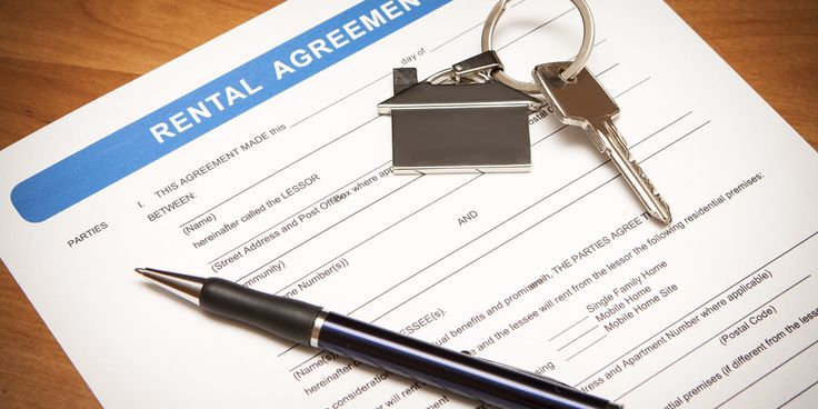Read your rent agreement thoroughly: