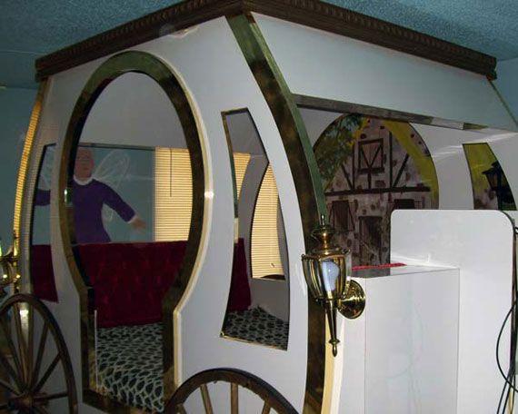 Best 25+ Cinderella carriage bed ideas on Pinterest