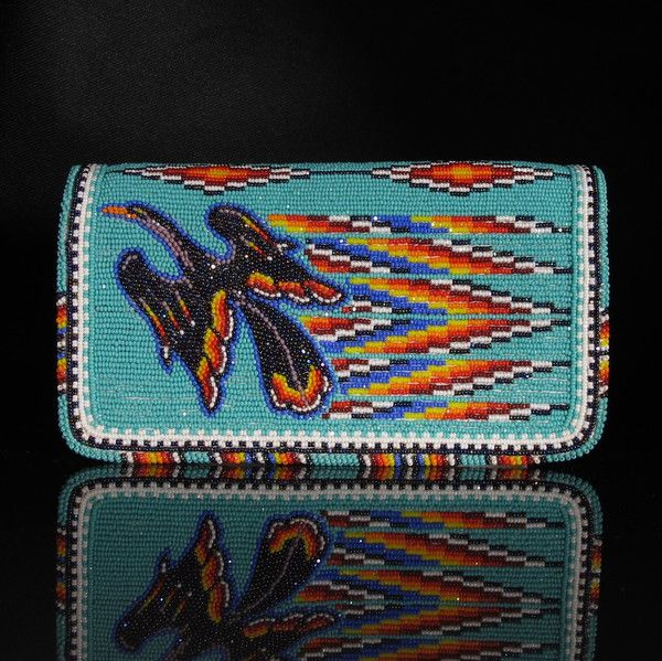 Cheque Book Cover Pattern : Best beadwork birds images on pinterest native