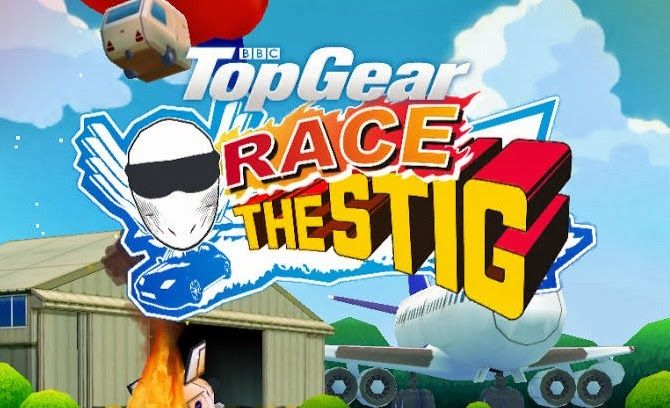 App of the day: Top Gear: Race the Stig