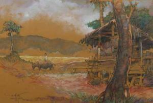 Sambodja - Sudut Desa