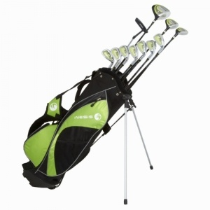 Designed for: Golfer wanting to discover the pleasures of golf with a maximum of forgiveness.