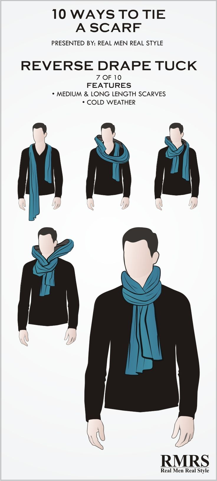 Best 25+ Wearing scarves ideas on Pinterest