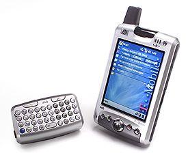 My First Smartphone: HP iPAQ h6315