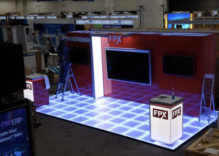 Exhibition Booth Flooring : Best images about custom backlit trade show exhibit
