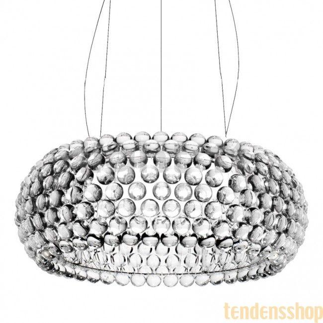 Caboche pendel grande - Foscarini - mega flot lampe til over spisebordet