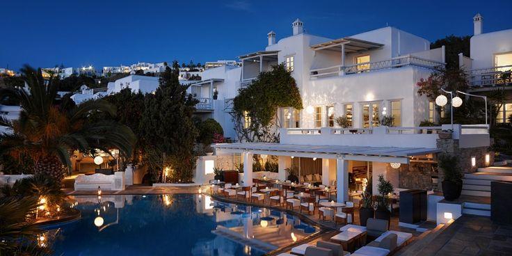 luxury hotel Mykonos
