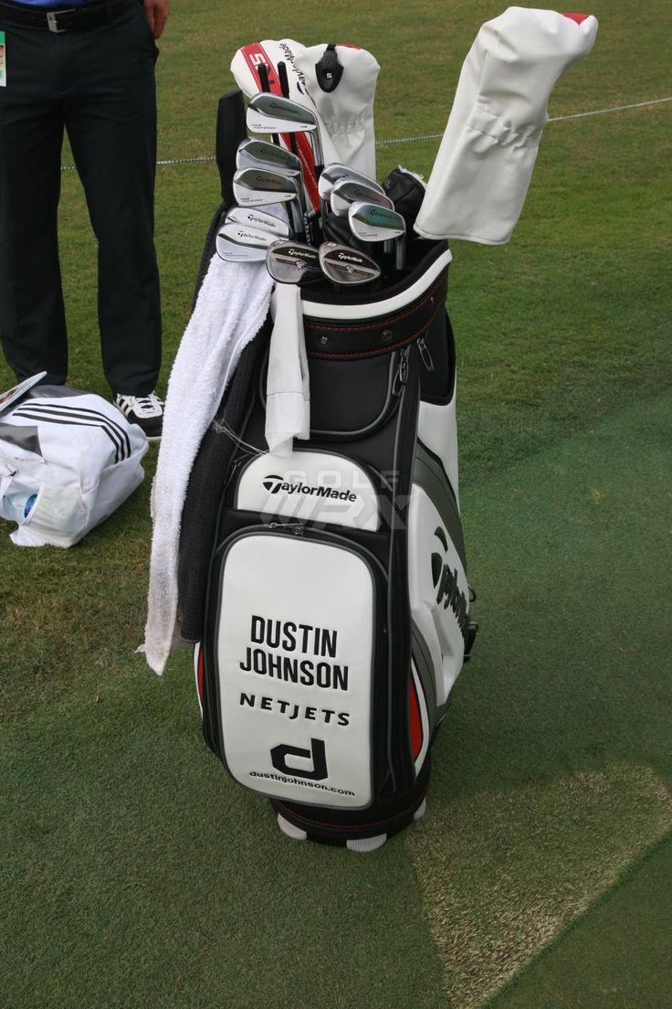 Dustin Johnson WITB 2015 | GolfWRX