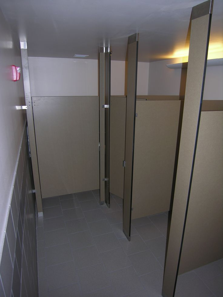 Ironwood Manufacturing phenolic toilet partitions and bathroom doors. Clean and durable public restroom stalls. & 110 best Toilet Partitions and Doors images on Pinterest ...
