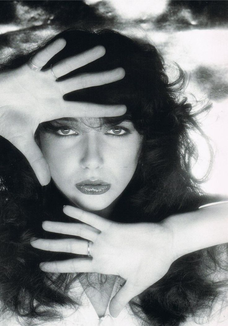 Kate Bush; world without Kate would be very large hole....