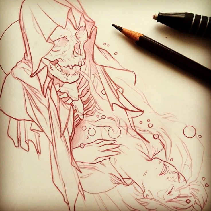 sketch for today's piece. mike moses www.thedrowntown.com