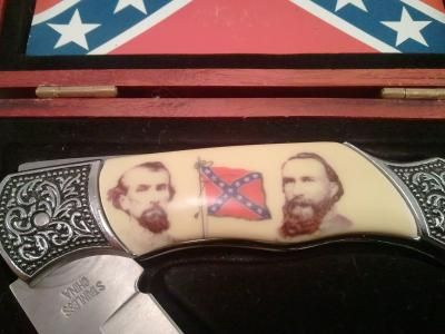 Adam's Buy, Sell, Trade -Confederate Pocket Knife