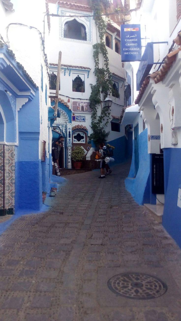 ChefchAOEN city maroc