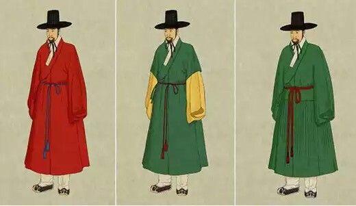 조선시대 남자 패션ㅋ