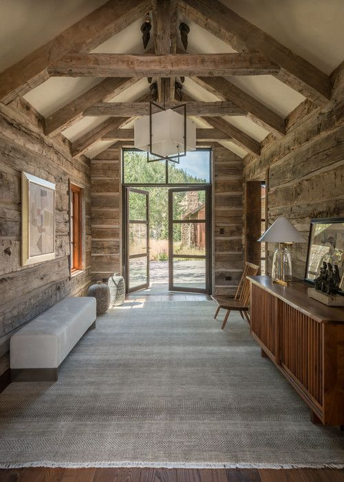 '2016 Mountain Living House Of The Year.' JLF &... | Georgiana Design | Bloglovin'
