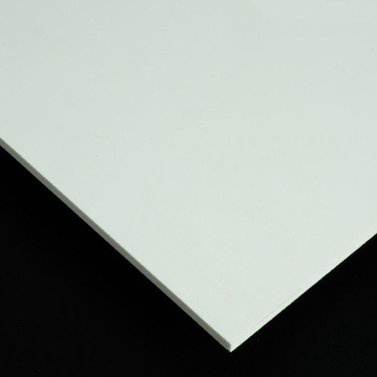 PVC ESPUMADO BLANCO - El PVC blanco es muy apreciado en rotulación, maquetismo y cartelería debido a su ligereza, resistencia y fácil manipulación. Aquí en varios grosores.