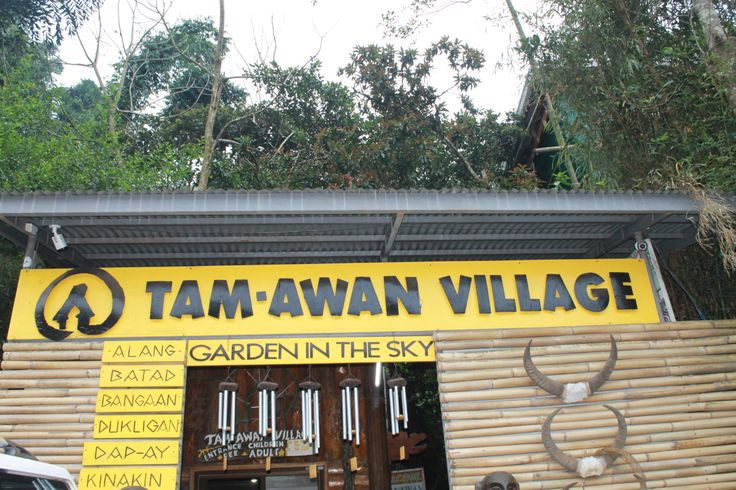 Tam-Awan Village and my story of friendship ♡♡♡