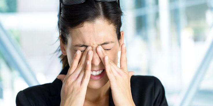 #Augenmigräne – woher kommen die Blitze vor den Augen? - Praxisvita: Praxisvita Augenmigräne – woher kommen die Blitze vor den Augen?…