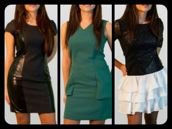 Telma's dresses