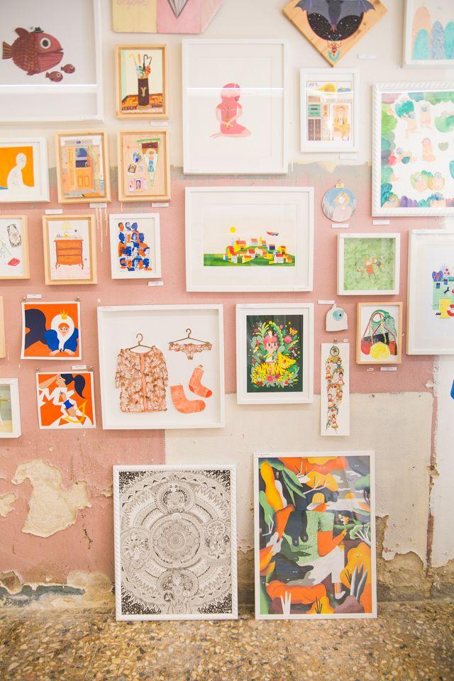 O Galleria Lisbon art gallery - My mini guide to visiting Lisbon, Portugal.