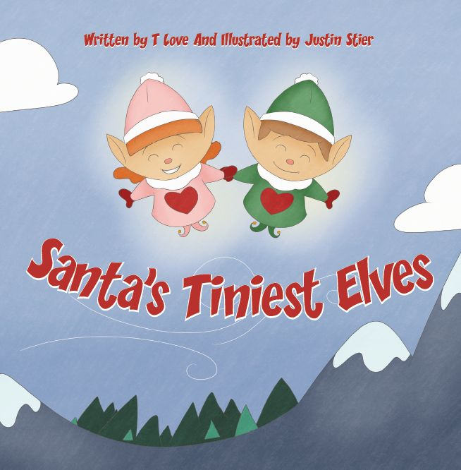 "MindStir Media charity book ""Santa's Tiniest Elves"" generates funds for Sojihuggles Children's Foundation charity"
