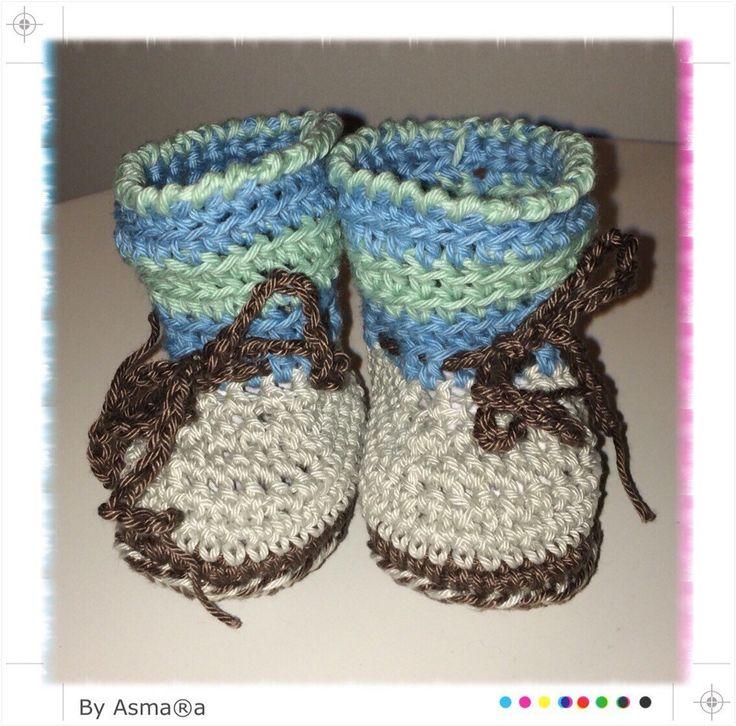 Een persoonlijke favoriet uit mijn Etsy shop https://www.etsy.com/nl/listing/248381559/babybooties-jongenmeisje