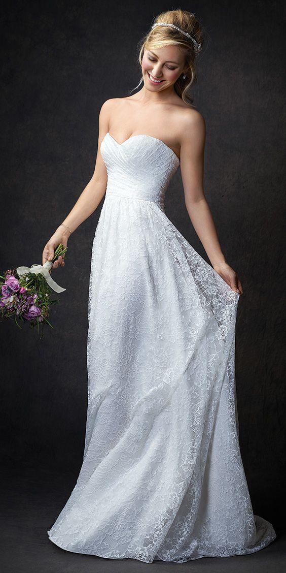 4059 best Bridal Gowns images on Pinterest   Groom attire, Wedding ...