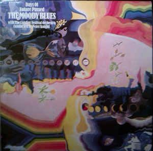 The Moody Blues With The London Festival Orchestra Conducted By Peter Knight (5) - Days Of Future Passed (Vinyl, LP, Album) at Discogs
