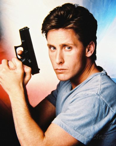 Emilio Estevez - Freejack Photo