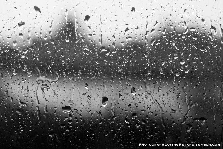 I just love rainy days
