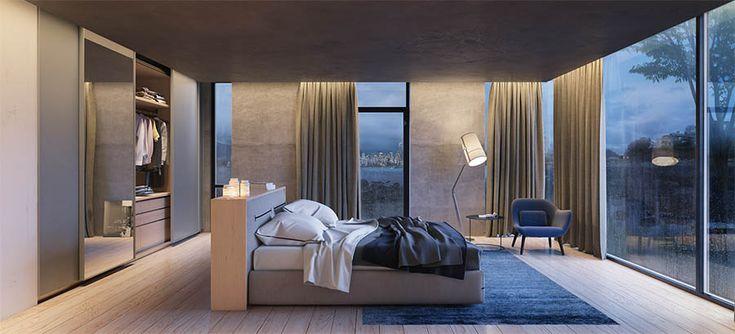 ห้องนอนสุดเพอร์เฟค