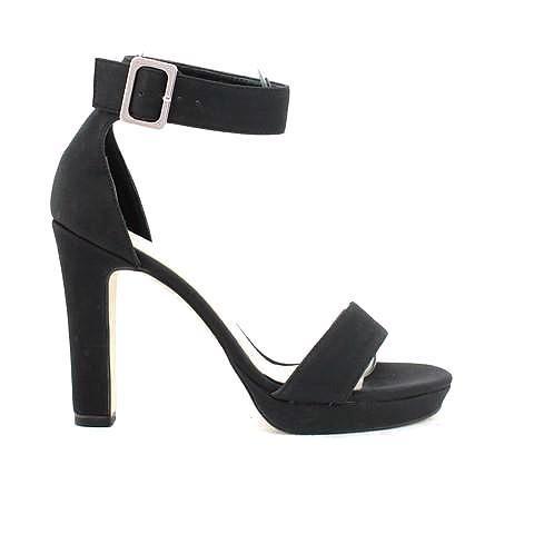 SONIC heel in black.