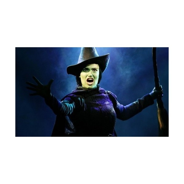 Favorite Characters / Elphaba/Idena Menzel ❤ liked on Polyvore