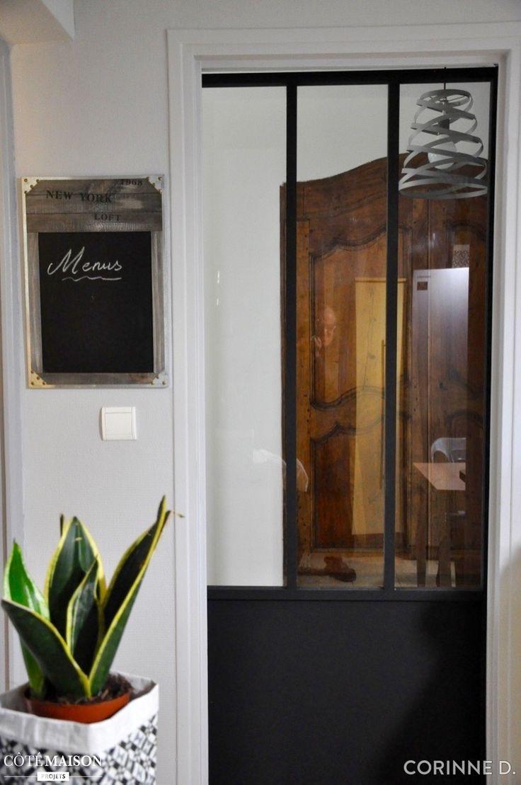 1000 id es sur le th me relooker sa cuisine sur pinterest v33 relooker et - Changer une porte sans changer le bloc porte ...