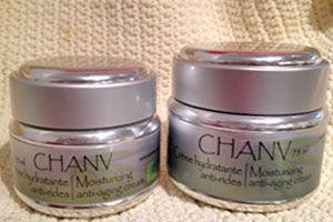 Crème hydratante anti-rides à l'huile de chanvre bio La Feuille Verte