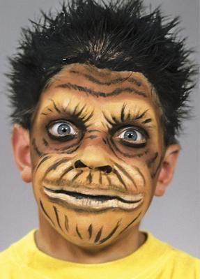 Bildergebnis für fasching kinder schminken