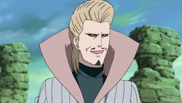 2nd Mizukage: Gengetsu Hozuki | Naruto / Naruto Shippuden ...