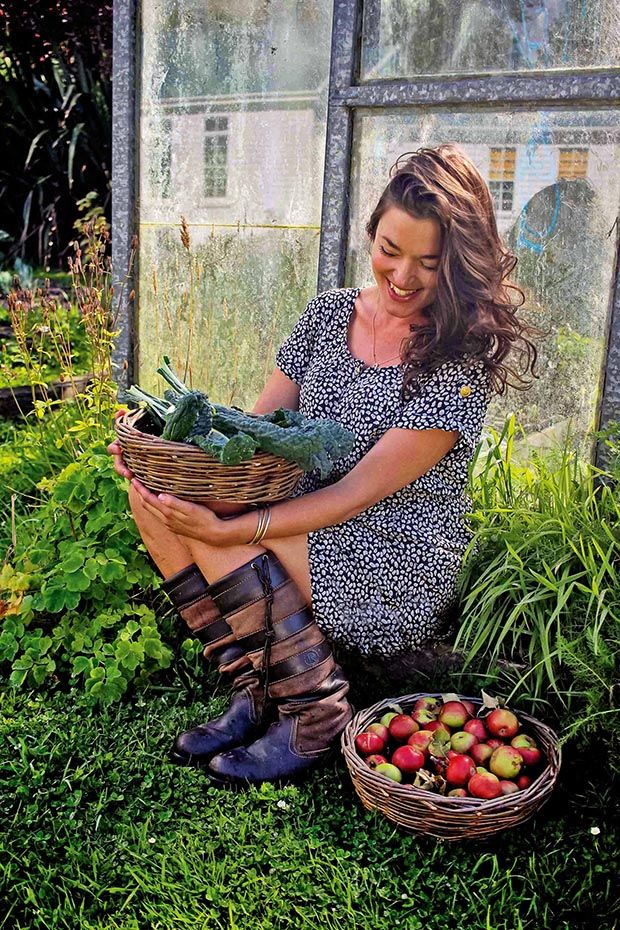 When Loveday Why discovered she had chronic fatigue syndrome, she found the answer to good health was in her garden.