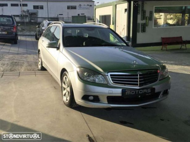 Mercedes-Benz C 220 CDi Avantgarde preços usados