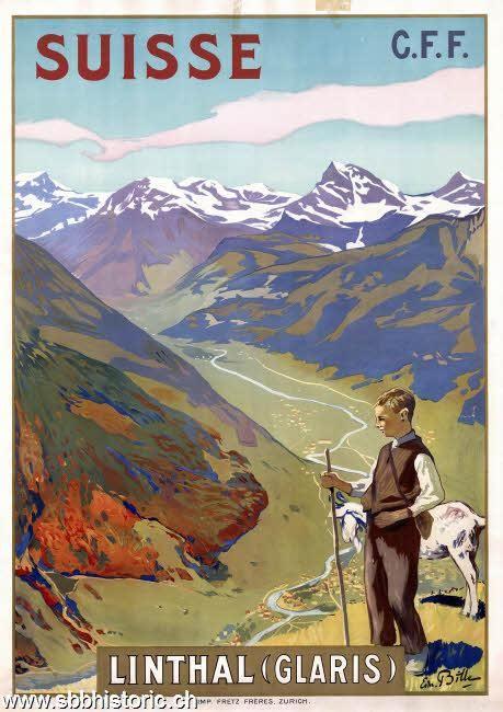 Linthal (Glaris) - Suisse CFF