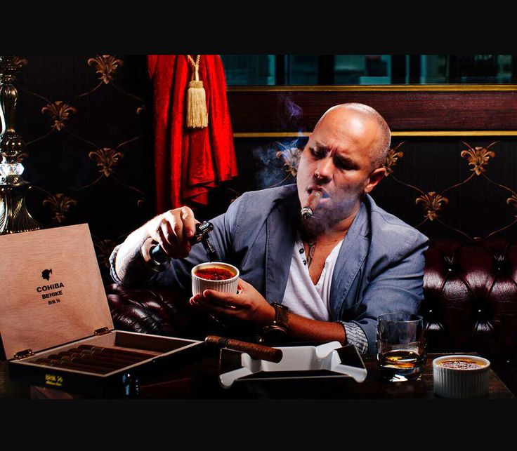 Photo from Awesome Andre Elhay for the Cigar Journal.